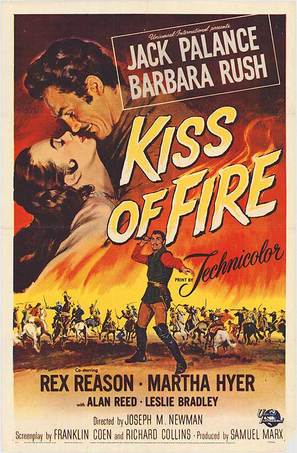 Kiss of Fire - Movie Poster (thumbnail)