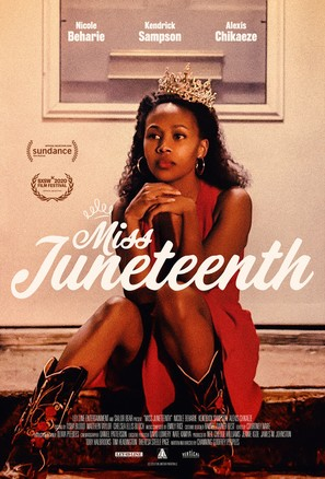 Miss Juneteenth - Movie Poster (thumbnail)