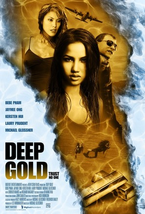 Deep Gold - Movie Poster (thumbnail)