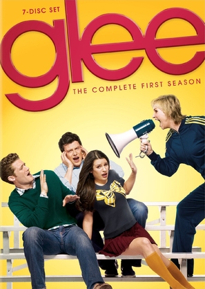 """""""Glee"""" - Movie Cover (thumbnail)"""
