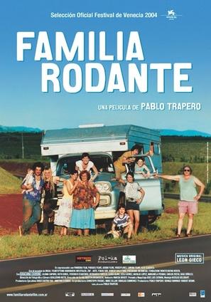 Familia rodante - Argentinian Movie Poster (thumbnail)