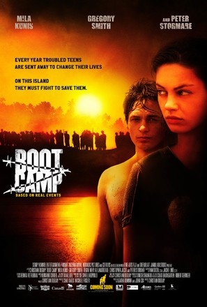 Boot Camp - Movie Poster (thumbnail)