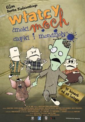 Wlatcy moch. Cmoki, Czopki i Mondzioly - Polish Movie Poster (thumbnail)