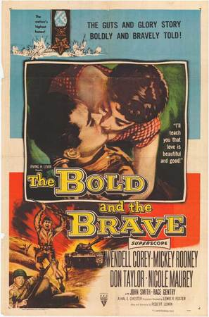 The Bold and the Brave - Movie Poster (thumbnail)