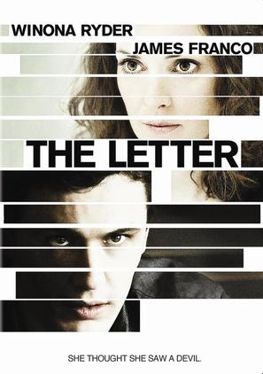 The Letter - DVD cover (thumbnail)