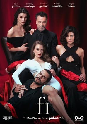 """Fi"" - Turkish Movie Poster (thumbnail)"