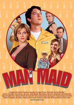 Man Maid - Movie Poster (thumbnail)