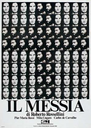 Il messia - Italian Movie Poster (thumbnail)