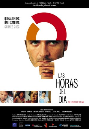 Las horas del día - Spanish Movie Poster (thumbnail)