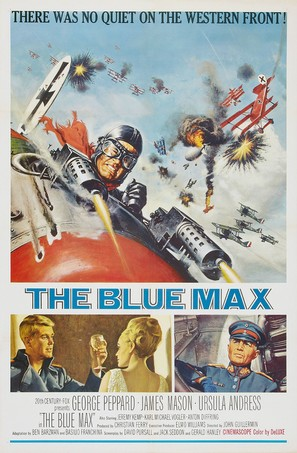 The Blue Max - Movie Poster (thumbnail)