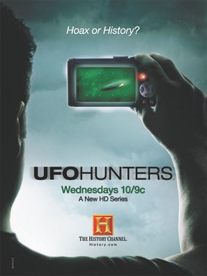 """UFO Hunters"" - Movie Poster (thumbnail)"