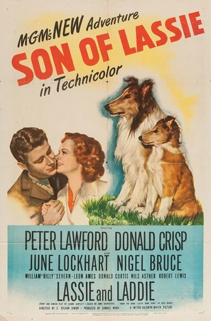 Son of Lassie - Movie Poster (thumbnail)