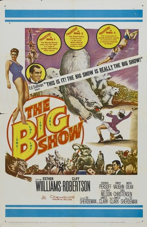 The Big Show - Movie Poster (thumbnail)