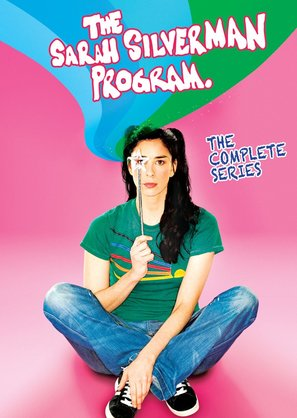 """The Sarah Silverman Program."" - DVD cover (thumbnail)"