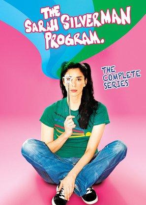 """The Sarah Silverman Program."" - DVD movie cover (thumbnail)"