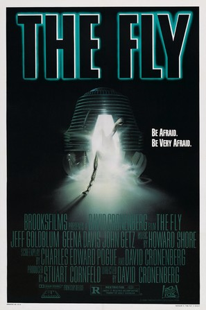 The Fly - Theatrical poster (thumbnail)