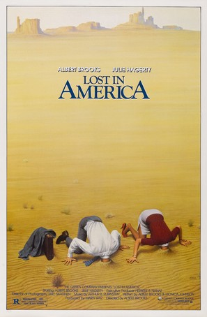 Lost in America - Movie Poster (thumbnail)