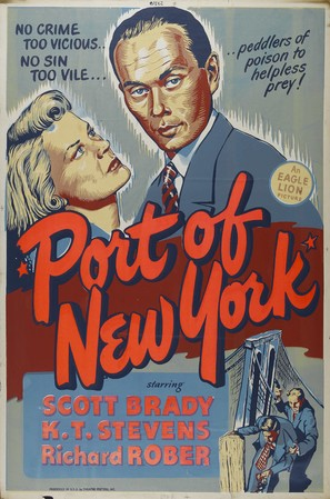 Port of New York - Movie Poster (thumbnail)