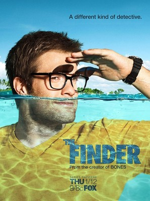 """""""The Finder"""" - Movie Poster (thumbnail)"""