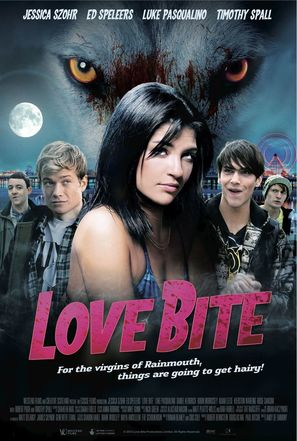 Love Bite - British Movie Poster (thumbnail)