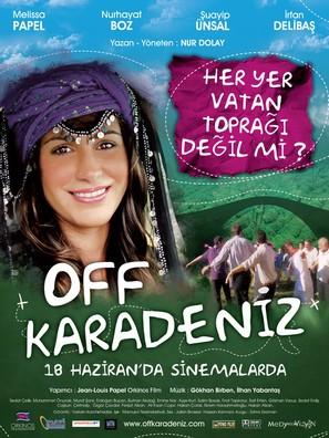 Off Karadeniz - Turkish Movie Poster (thumbnail)