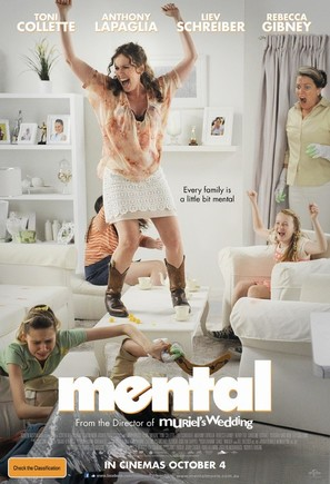 Mental - Australian Movie Poster (thumbnail)