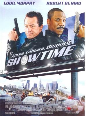 Showtime - Spanish Movie Poster (thumbnail)