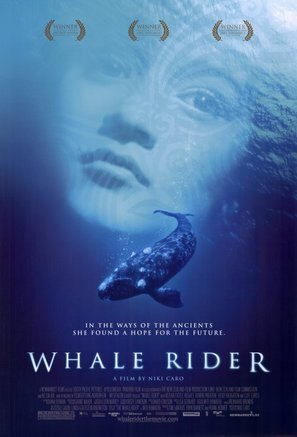 Whale Rider - Movie Poster (thumbnail)