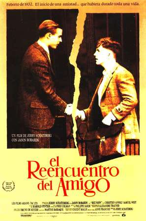 Reunion - Spanish Movie Poster (thumbnail)