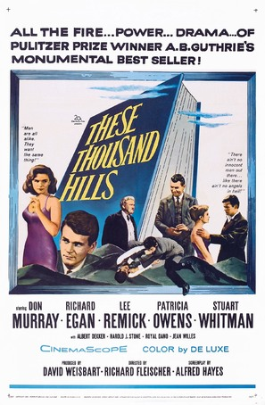These Thousand Hills - Movie Poster (thumbnail)