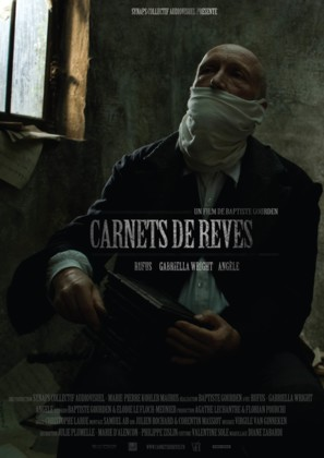 Carnets de rêves - French Movie Poster (thumbnail)