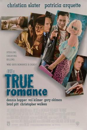 True Romance - Movie Poster (thumbnail)