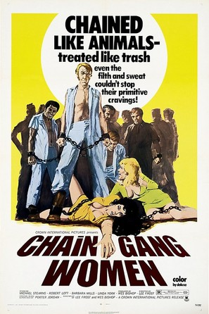Chain Gang Women - Movie Poster (thumbnail)
