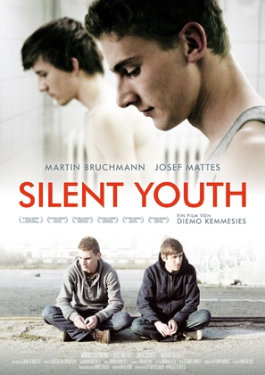 Silent Youth - German Movie Poster (thumbnail)