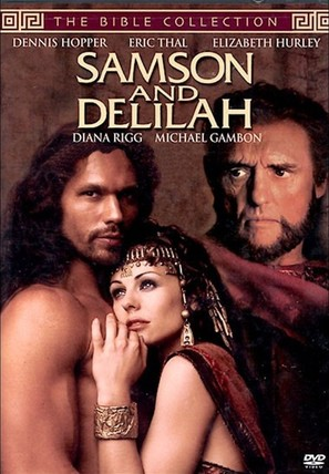 Samson and Delilah - DVD movie cover (thumbnail)