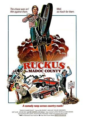 Ruckus - Movie Poster (thumbnail)