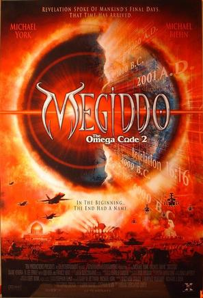 Megiddo: The Omega Code 2 - Movie Poster (thumbnail)
