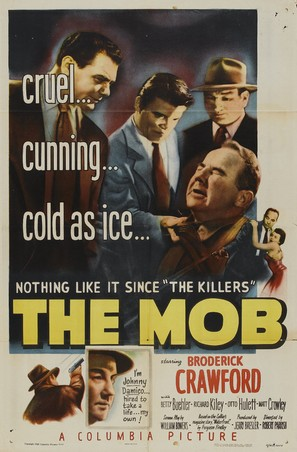 The Mob - Movie Poster (thumbnail)