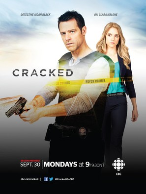 """""""Cracked"""" - Canadian Movie Poster (thumbnail)"""