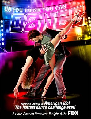 """""""So You Think You Can Dance"""" - Movie Poster (thumbnail)"""