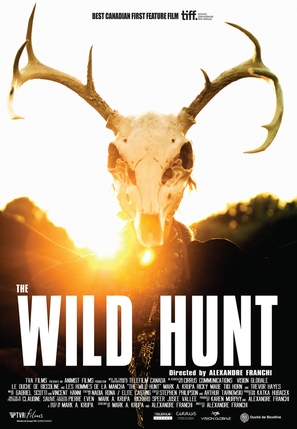 The Wild Hunt - Canadian Movie Poster (thumbnail)