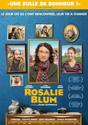 Rosalie Blum - Swiss Movie Poster (thumbnail)