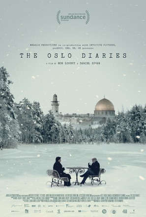 The Oslo Diaries - Canadian Movie Poster (thumbnail)