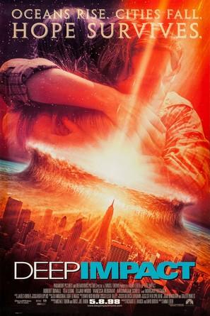 Deep Impact - Movie Poster (thumbnail)
