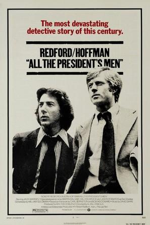All the President's Men - Movie Poster (thumbnail)