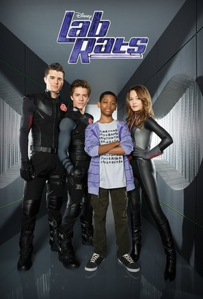 """Lab Rats"" - Movie Poster (thumbnail)"