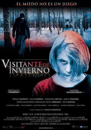Visitante de invierno - Argentinian poster (thumbnail)