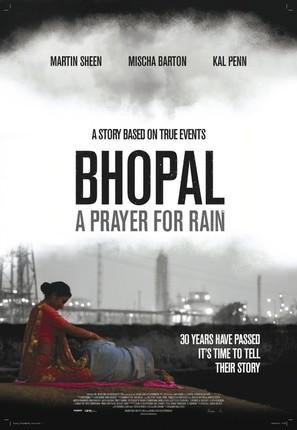 Bhopal: A Prayer for Rain - British Movie Poster (thumbnail)
