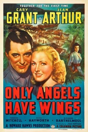 Only Angels Have Wings - Movie Poster (thumbnail)