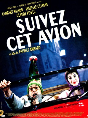 Suivez cet avion - French Movie Poster (thumbnail)